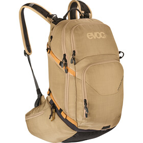 EVOC Explr Pro Technical Performance Pack Zaino 26L, heather gold